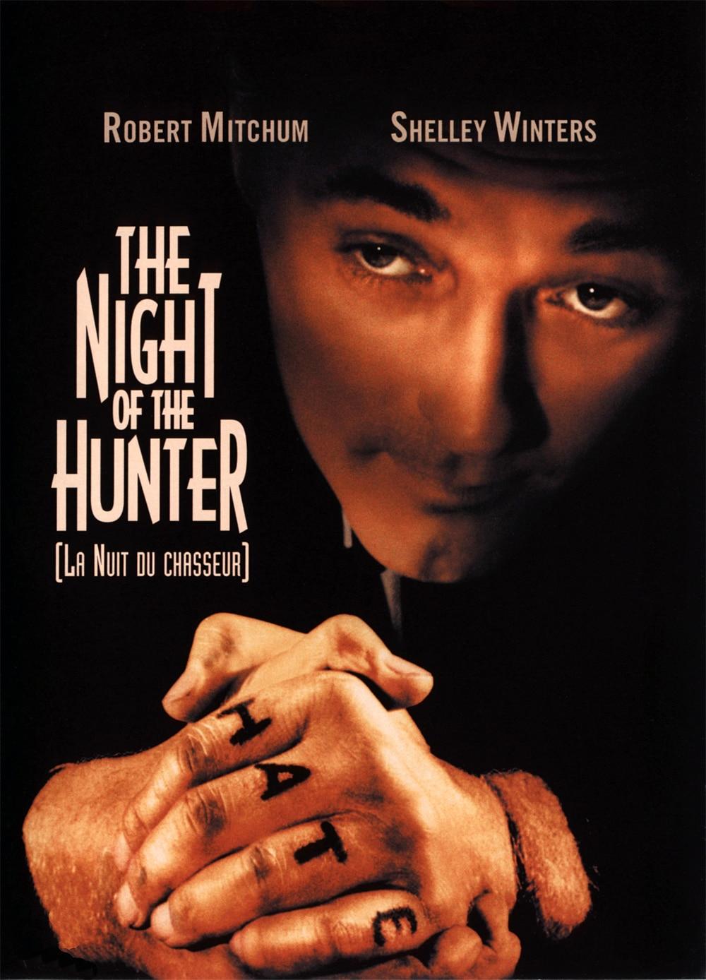 Affiche La Nuit Du Chasseur
