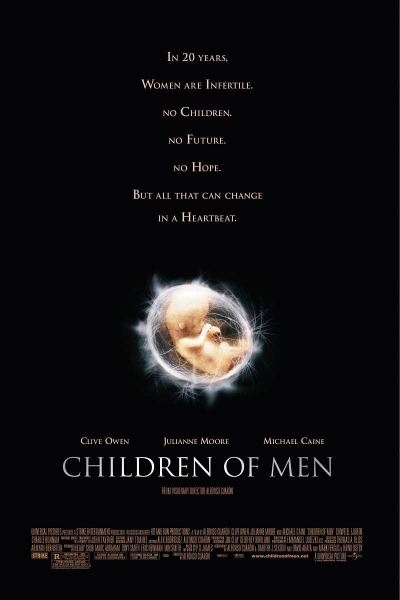 Affiche Les Fils de l'Homme