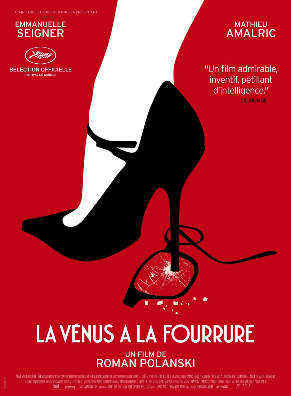 Affiche La Vénus à la Fourrure