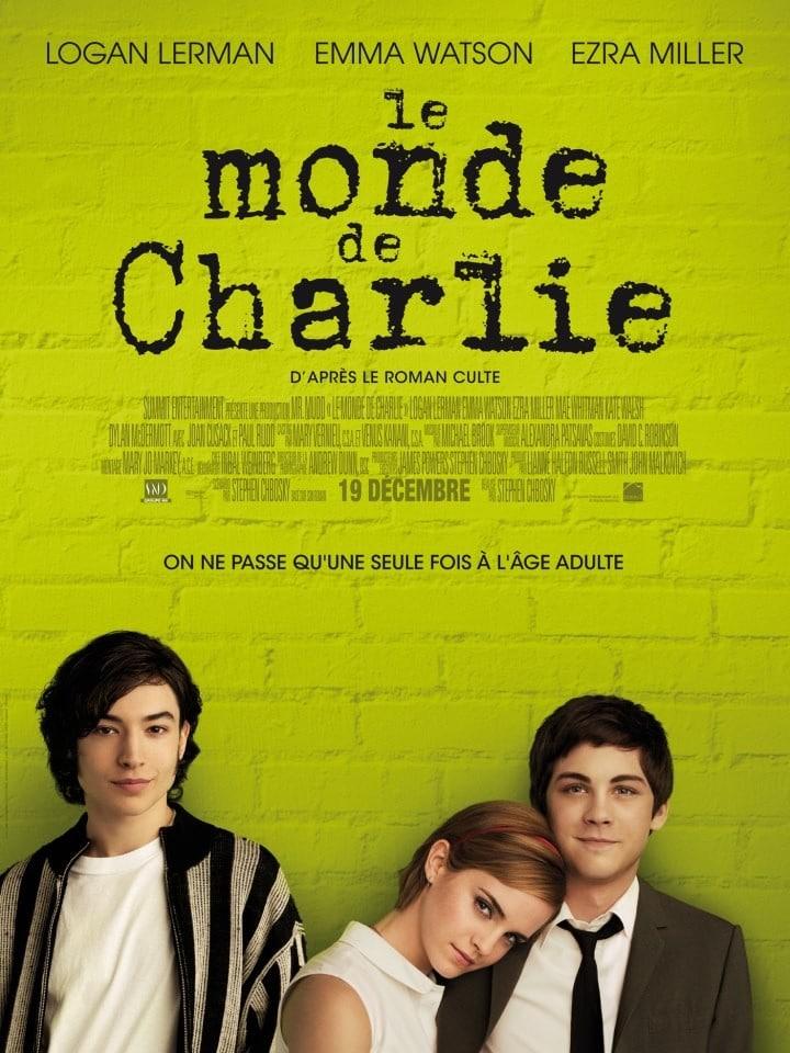 Affiche Le Monde de Charlie