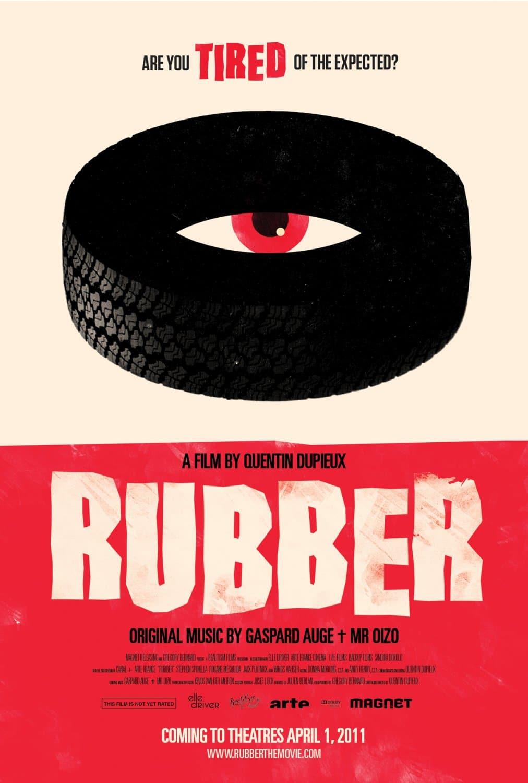 Affiche Rubber