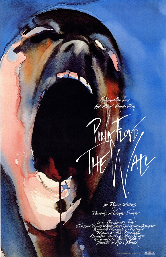 Affiche Pink Floyd The Wall