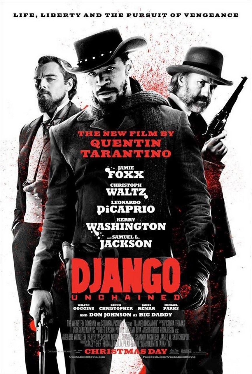 Affiche Django Unchained