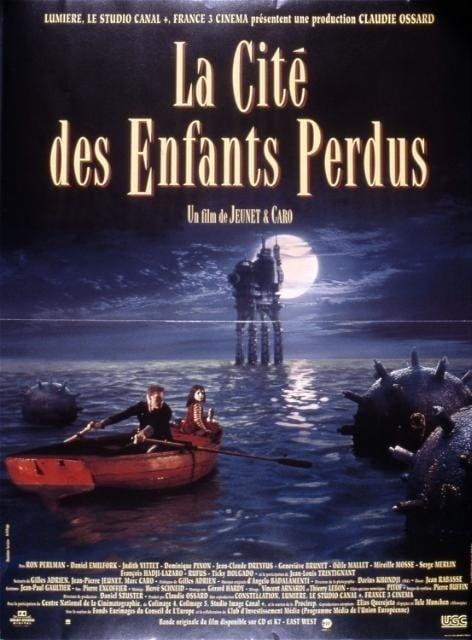 Affiche La Cité des Enfants Perdus
