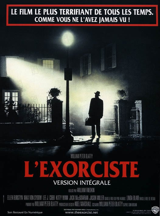 Affiche L'Exorciste
