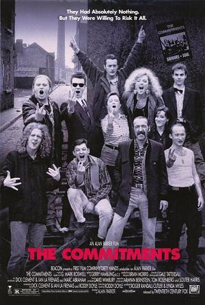Affiche The Commitments