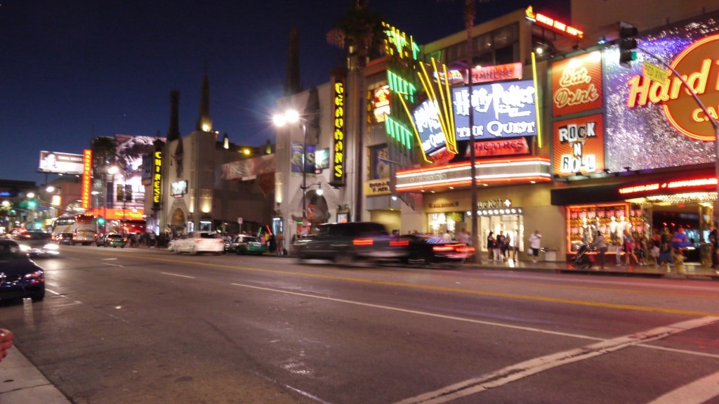 Hollywood Boulevard, 2011