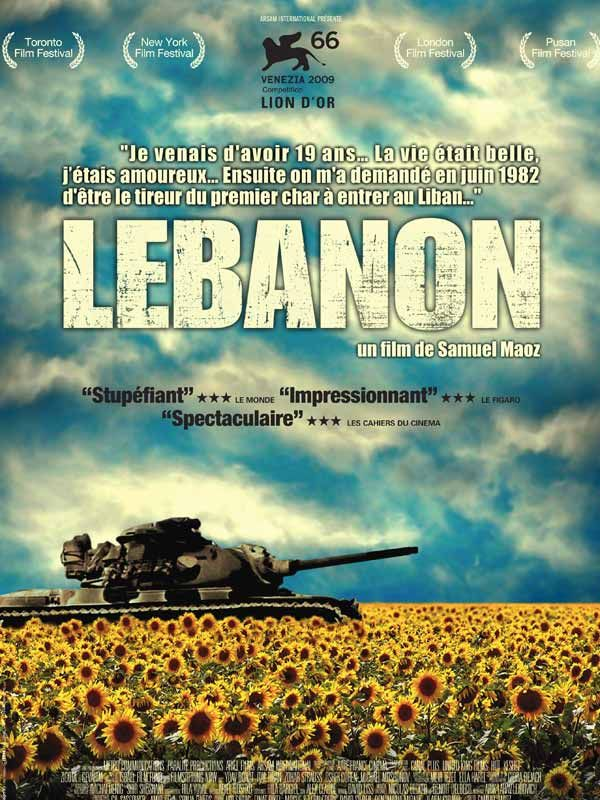 Affiche Lebanon