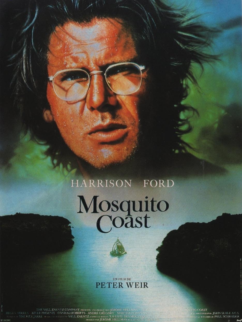 Affiche The Mosquito Coast