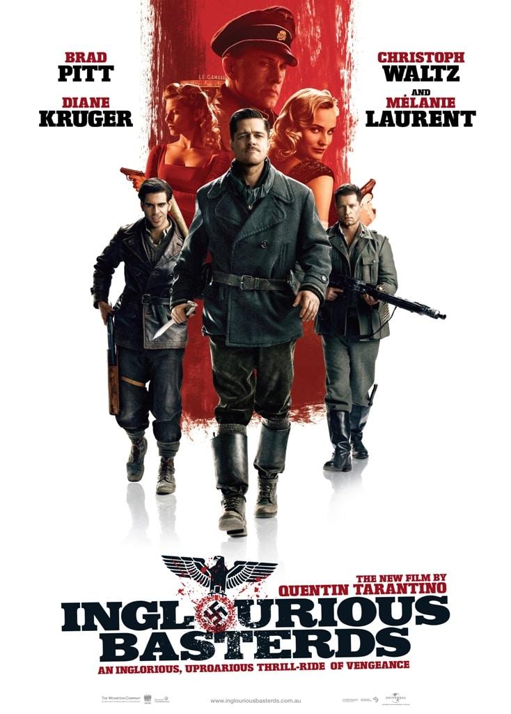 Affiche Inglourious Basterds