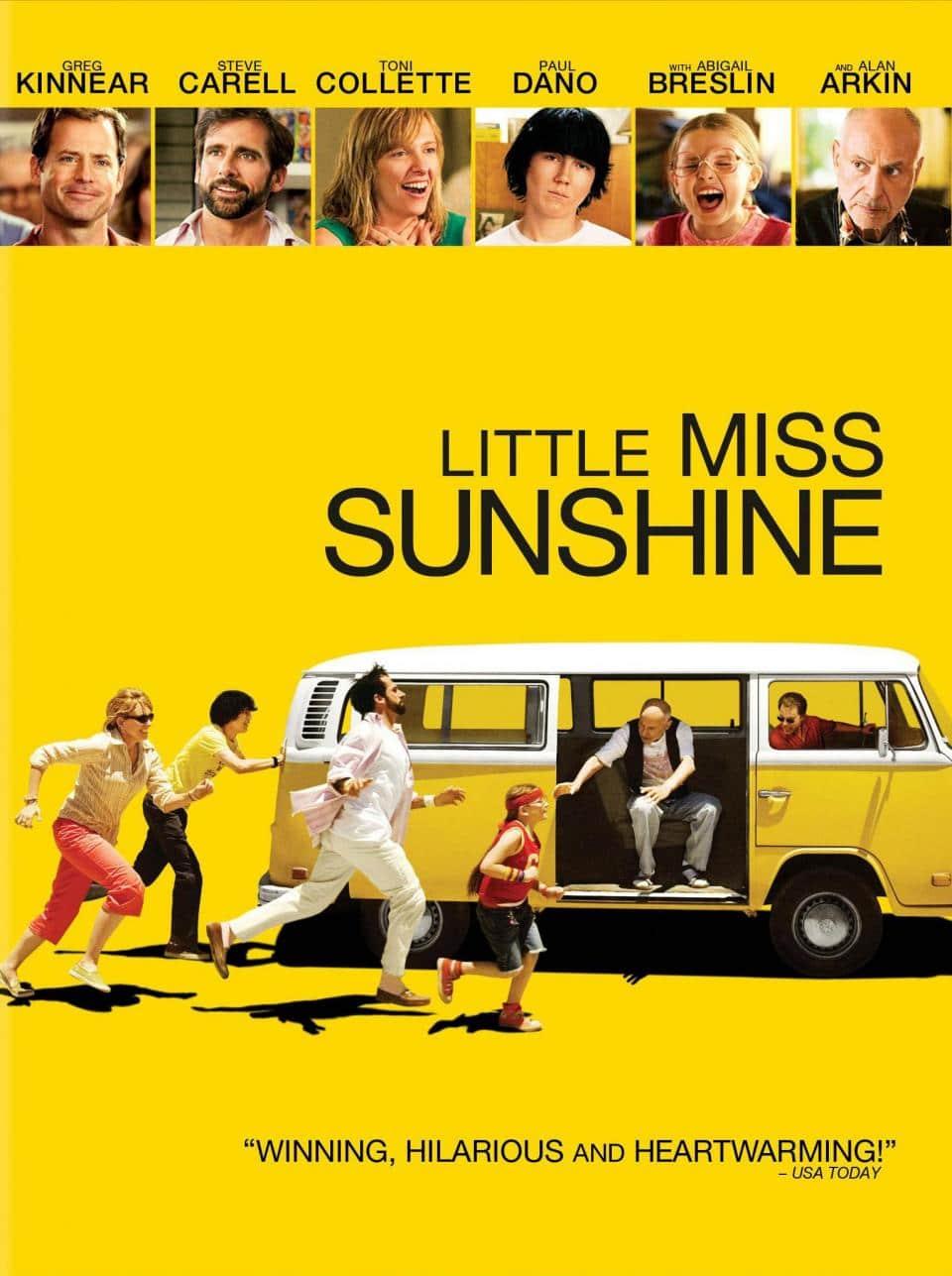 Affiche Little Miss Sunshine