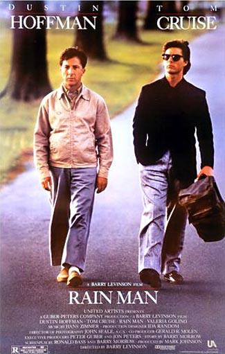 Affiche Rain Man