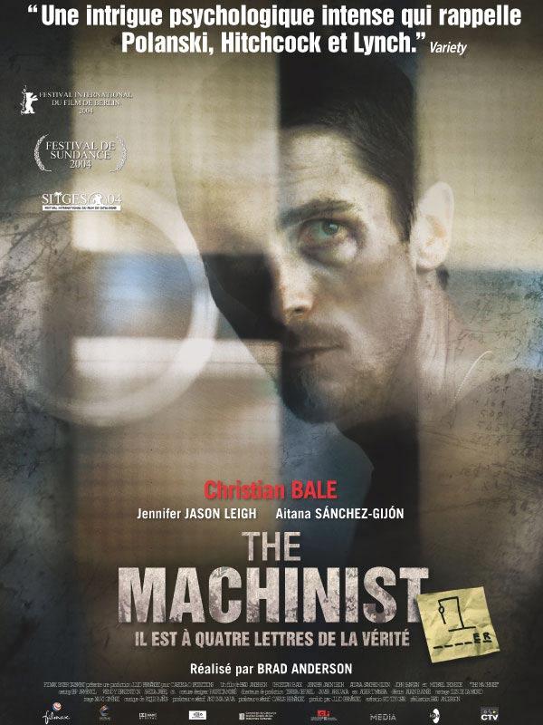 Affiche The Machinist
