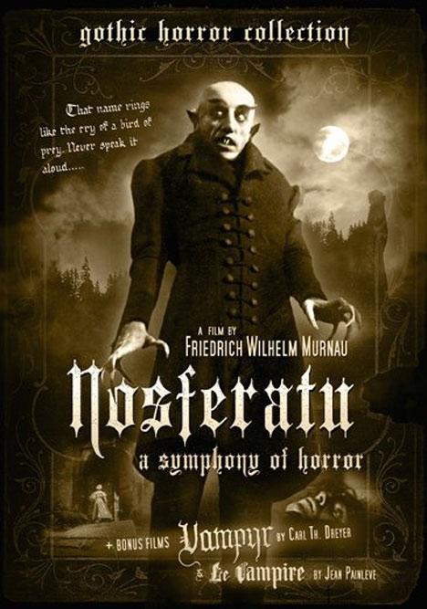 Affiche Nosferatu