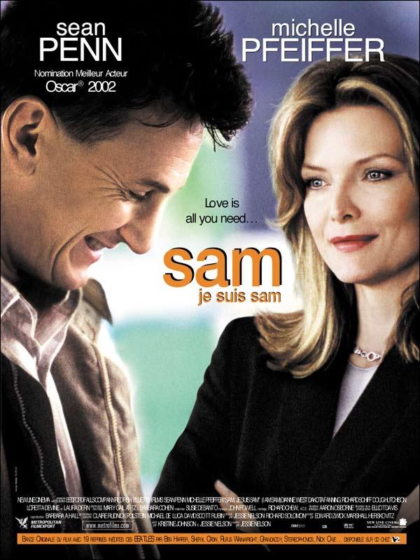 Affiche Sam je suis Sam