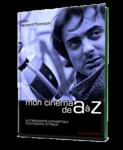 livre couv mon cinema de A a Z