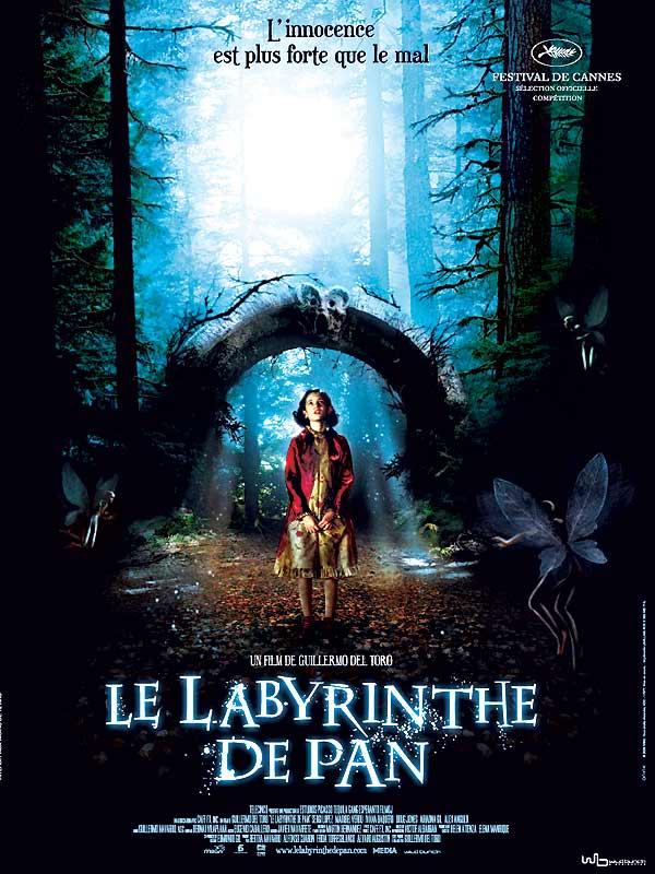 Affiche Le Labyrinthe de Pan