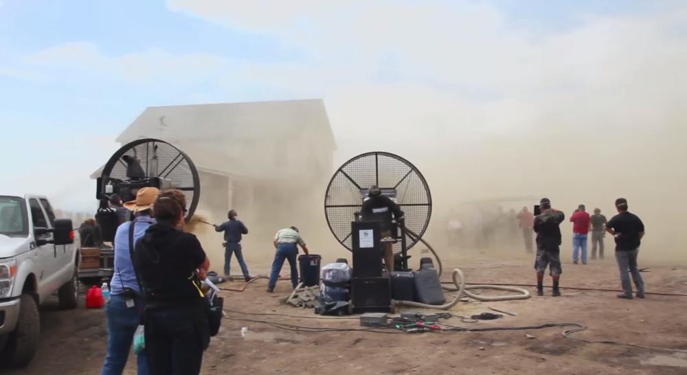 Ventilateurs géants