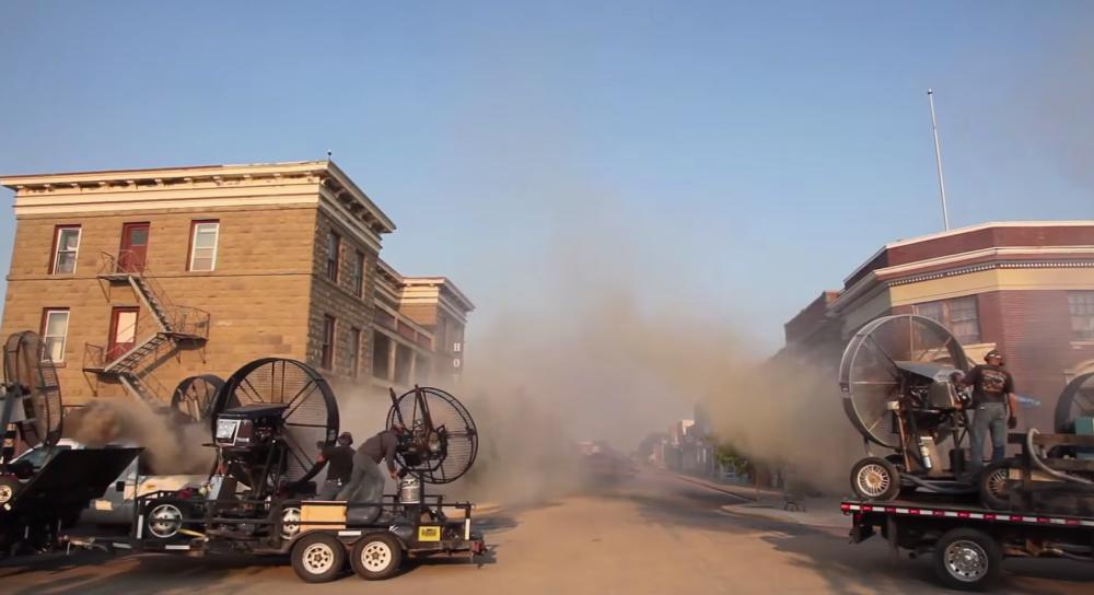 Ventilateurs géants #2