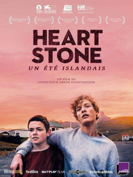 Affiche Heartstone : Un été islandais