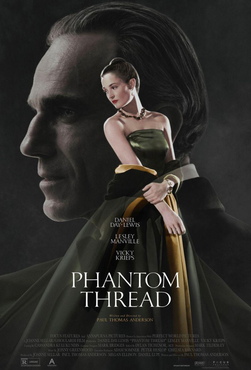 Affiche Phantom Thread