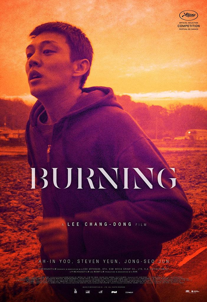 Affiche Burning