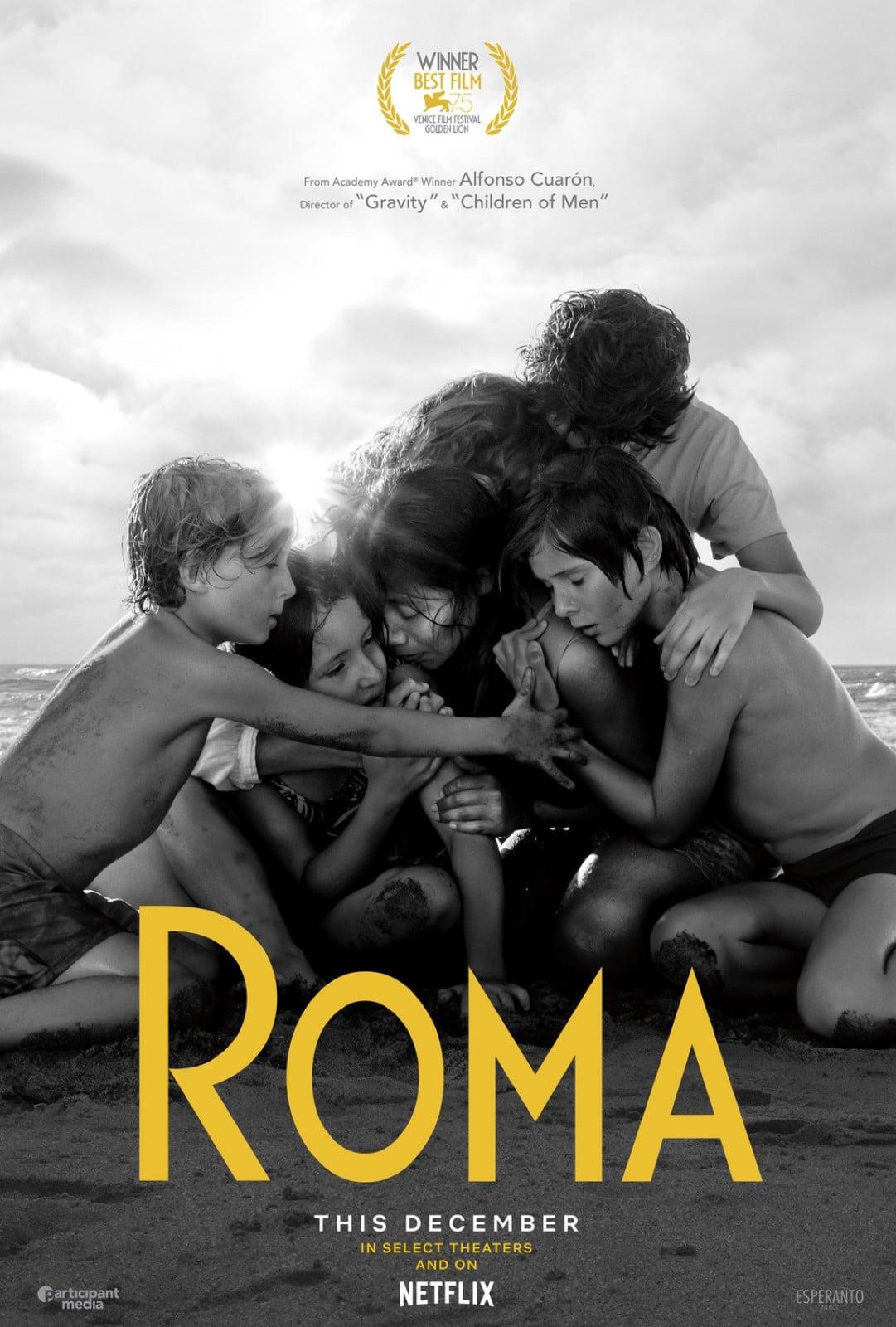 Affiche Roma