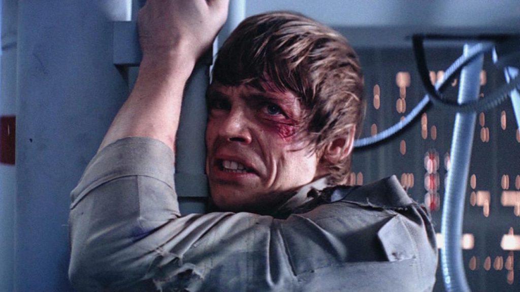 Luke Skywalker dans Star Wars V : l'Empire contre-attaque