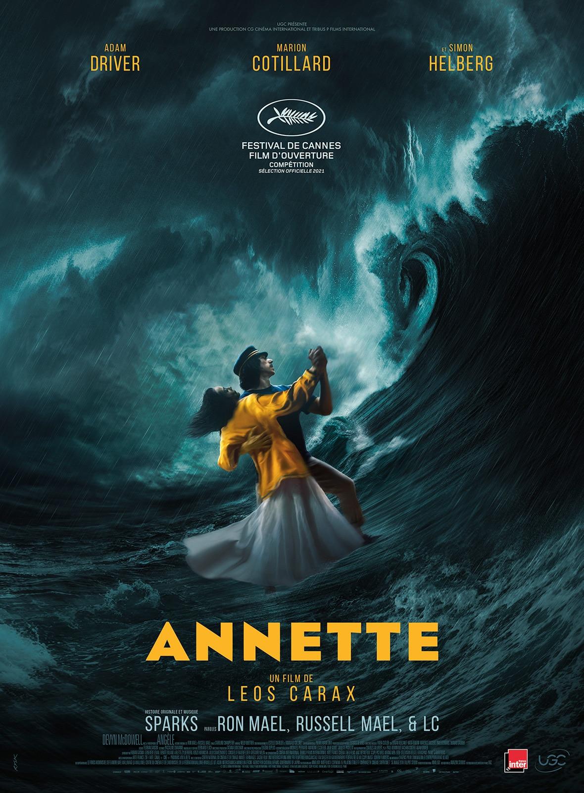 Affiche Annette