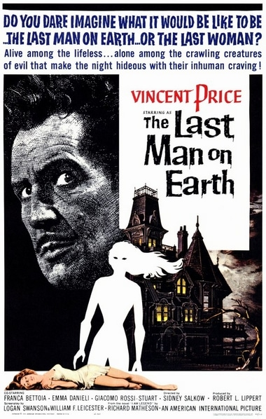 Affiche The Last Man on Earth