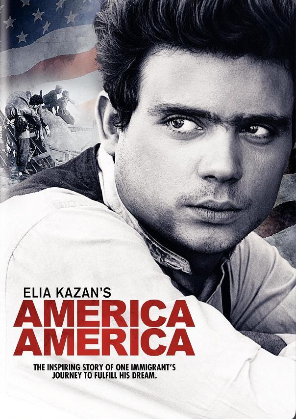 Affiche America America