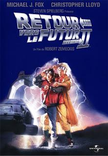 Affiche Retour vers le Futur II