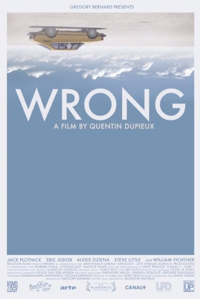 Affiche Wrong